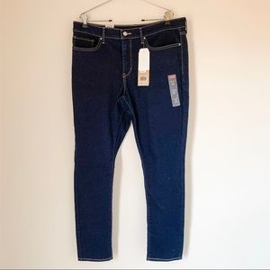 LEVIS NWT Skinny Jeans